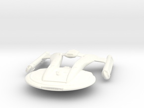 Akira in White Strong & Flexible Polished