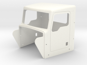 KW Style DayCab in White Strong & Flexible Polished