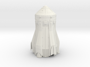 1/200 NASA / JPL ARES MARS ASCENT VEHICLE in White Strong & Flexible