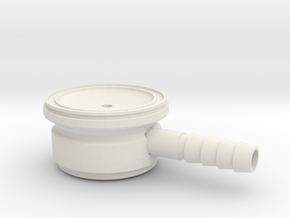 Tunable Stethoscope in White Strong & Flexible