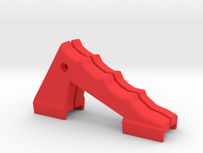 Vampric Foregrip in Red Strong & Flexible Polished