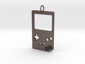 Gameboy in Stainless Steel