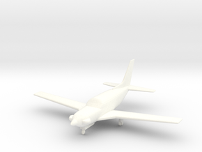 Piper PA-46T Meridian in 1/96 scale in White Strong & Flexible Polished