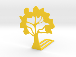Yggdrasil in Yellow Strong & Flexible Polished