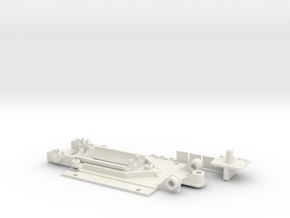 McLarenF1 Typ3 SG in White Strong & Flexible