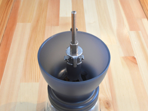 Coffee Grinder Bit For Hand Mixer CHR-J1 in Stainless Steel