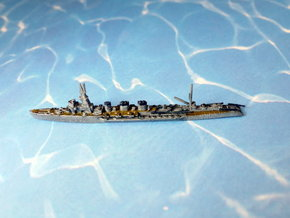 IJN Light Cruiser Kitakami 1945 1/2400 in Frosted Ultra Detail