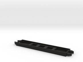 CLKV2-ML-03 : Top Panel - Enclosure in Black Strong & Flexible