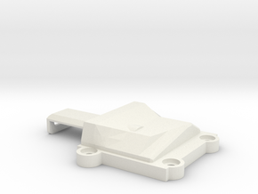 Myproto V5B Front End for Kyosho MR-03 servo cover in White Strong & Flexible
