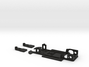 Chasis para Porsche 908/02 Flunder de Fly in Black Strong & Flexible