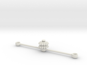 2LegoOrNot2Lego steering set in White Strong & Flexible