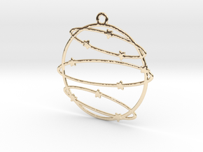 Little Stars in 14k Gold Plated