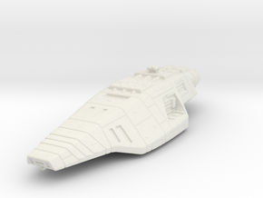patrol craft in White Strong & Flexible