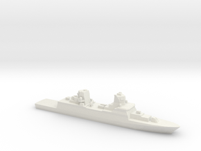 FGS F125 Class Frigate, 1/2400 in White Strong & Flexible
