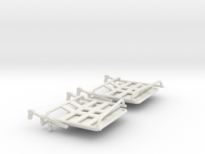 02-Folded LRV - Seats in White Strong & Flexible
