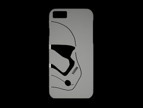 First Order's Finest Iphone 6 Case in White Strong & Flexible Polished