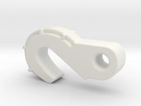 Winch Hook RC Crawler in White Strong & Flexible
