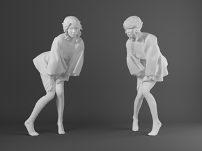 Skirt Girl-007-scale 1/32 in Frosted Ultra Detail