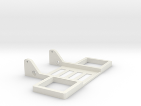 DJI Inspire 1 Parachute system, spare part 2 of 3 in White Strong & Flexible