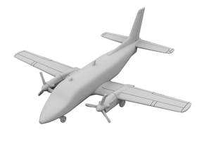 1:400 - EMB 110 in Frosted Ultra Detail