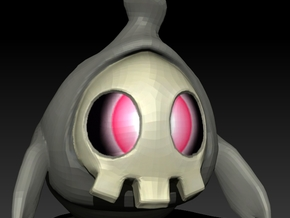 Duskull - Pokemon in Full Color Sandstone
