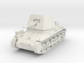 PV108 Panzerjager I (1/48) in White Strong & Flexible