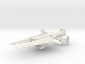 Recon Speeder for craftc (1:18 Scale) in White Strong & Flexible