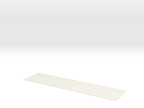 HO Terre Armee Sheet 150x600 in White Strong & Flexible