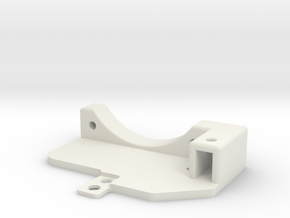 Cooling Fan Holder for Awesomatix A800 (40mm Fan) in White Strong & Flexible