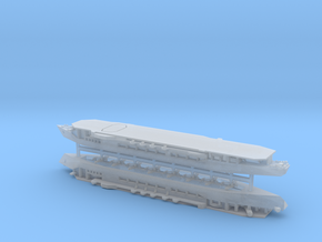 IJA Escort Carrier Yamashiro Maru 1/1800 in Frosted Ultra Detail