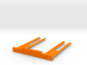 M.A.S.K Ramp-Up ramp extender (10 of 15) in Orange Strong & Flexible Polished