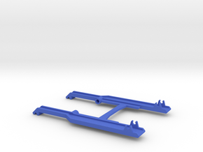 M.A.S.K Ramp-Up H-structure (5 of 15) in Blue Strong & Flexible Polished