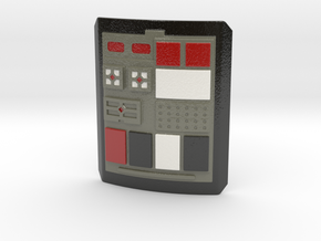 Tie Pilot Commpad Style 1 V3 in Coated Full Color Sandstone