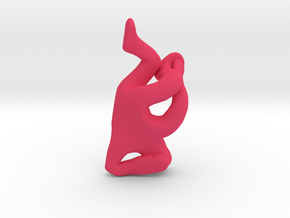 Elbow Freeze    in Pink Strong & Flexible Polished