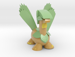 Tropius in Coated Full Color Sandstone