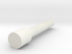 Rmp Part Main Shaft in White Strong & Flexible