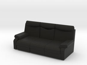 ANDRY  ARM CHAIR in Black Strong & Flexible