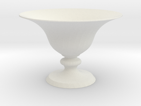 Goblet 3a in White Strong & Flexible
