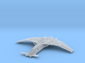 Hammerhead Starfighter in Frosted Ultra Detail