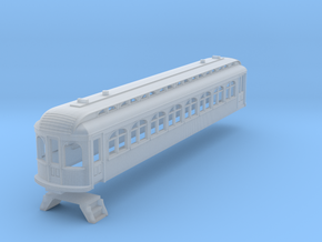 N Scale Texas Traction Co. Coach-RPO 350/351 in Frosted Ultra Detail