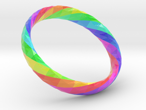 Twistium - Bracelet P=180mm h15 Color in Coated Full Color Sandstone