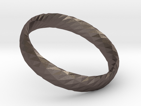 Twistium - Bracelet P=170mm h15 in Stainless Steel