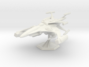 Star Sailers - SuperChase Fighter Upgrade in White Strong & Flexible