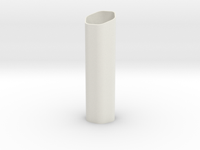 Small Vase for Pon Pushpin in White Strong & Flexible