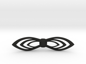 Bow tie/ ties in Black Strong & Flexible
