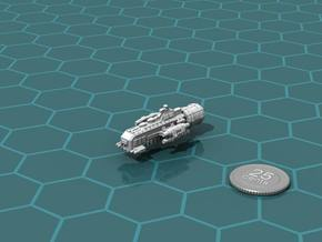 Jovian Schild class Escort Cruiser in White Strong & Flexible