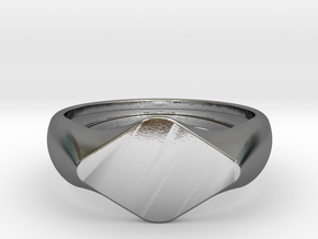TASSO Ring in Polished Silver