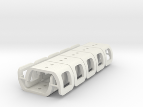 Clips HM 10x Compact in White Strong & Flexible