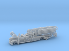 Seagrave 1951 1:87 in Frosted Extreme Detail