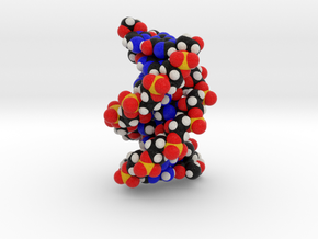 B-DNA in Full Color Sandstone